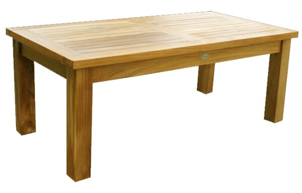 Breslin Solid Wood Coffee Table by Freeport Park
