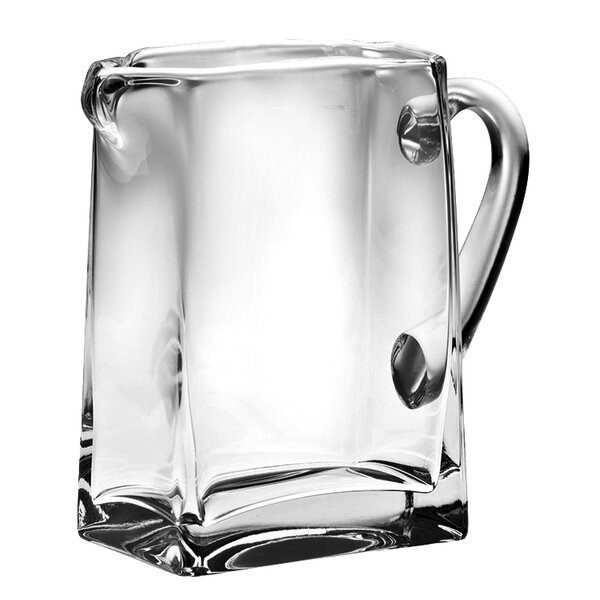 Classic Clear 43 oz. Pitcher by Majestic Crystal