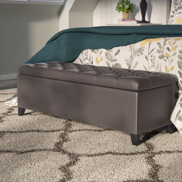 Drayton Tufted Storage Ottoman by Darby Home Co