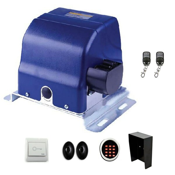 Sliding Gate Opener Accessory Kit by ALEKO
