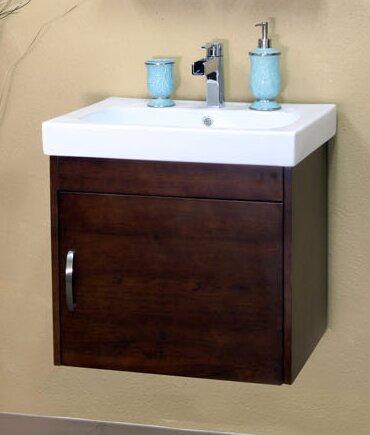 Morris 24 Single Bathroom Vanity Set by Bellaterra HomeMorris 24 Single Bathroom Vanity Set by Bellaterra Home