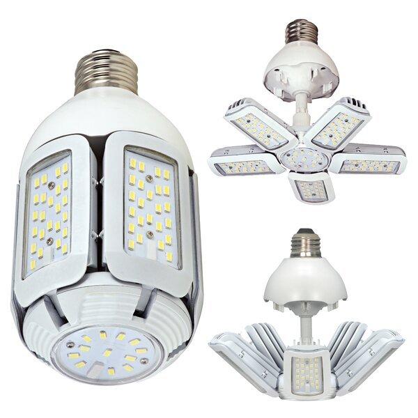300W Equivalent E39 LED Specialty Light Bulb (Set of 6) by Satco