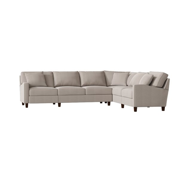 William Hybrid Recliner Sectional By Wayfair Custom Upholstery™