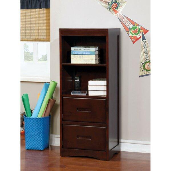 Trond Standard Bookcase by Harriet Bee