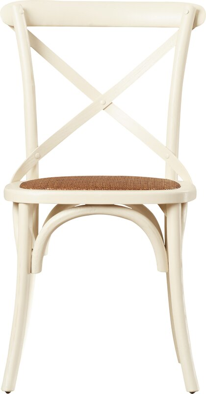 August Grove Essie Upholstered Dining Chair Amp Reviews