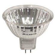 Bi-Pin 12-Volt Halogen Light Bulb (Set of 12) by Bulbrite Industries