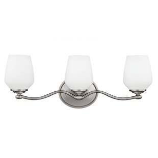 Compare & Buy Eyers 3-Light Vanity Light By Darby Home Co