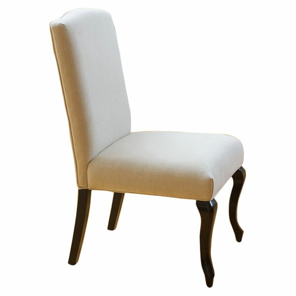 Lindahl Dining Chair (Set of 2) by Charlton Home