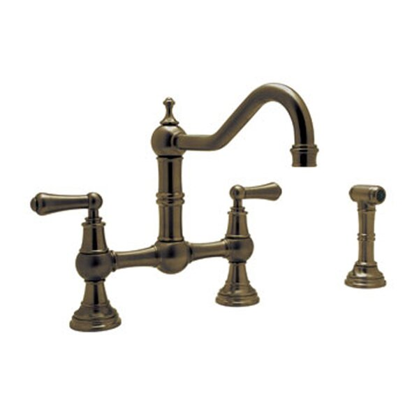 Perrin and Rowe Bridge Faucet by Rohl
