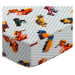 Shop For Maeva Fitted Sheet ByZoomie Kids