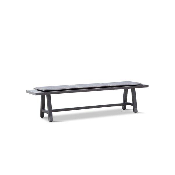 Parkland Aluminum Picnic Bench by Latitude Run