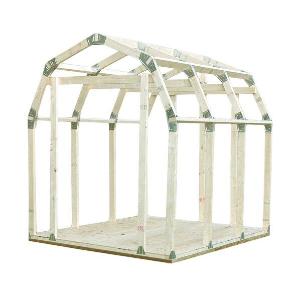 Barn Roof Enclosure Kit by 2x4 Basics