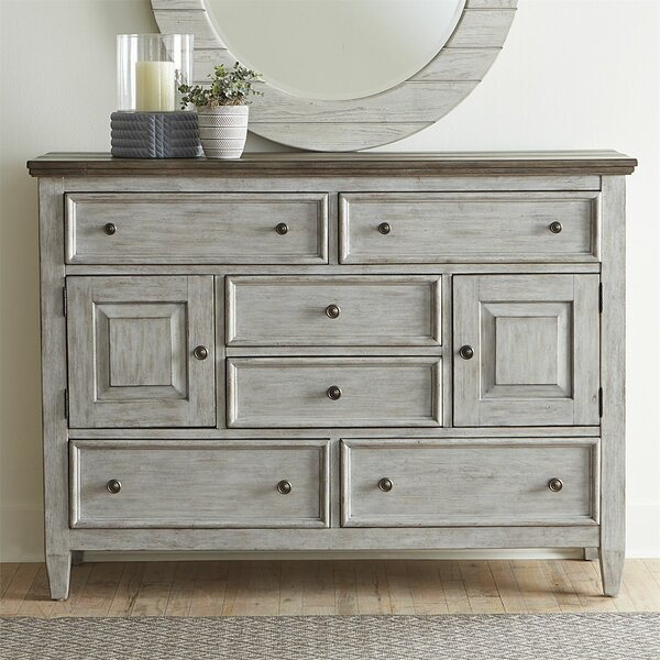 Goshen 6 Drawer Dresser by Gracie Oaks
