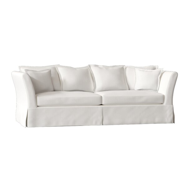 Discover The Latest And Greatest Blakesley Slipcovered Sofa New Savings on