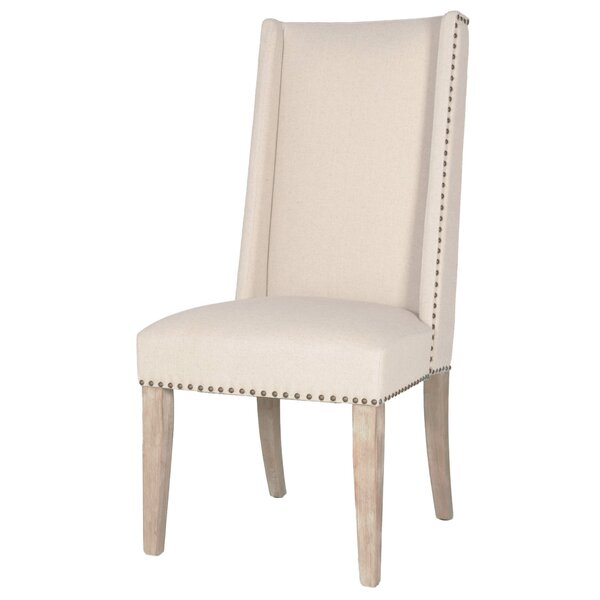 Derwent Upholstered Dining Chair (Set of 2) by Three Posts Three Posts