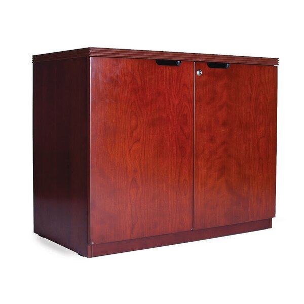 Luminary Series 2 Door Credenza by Mayline Group