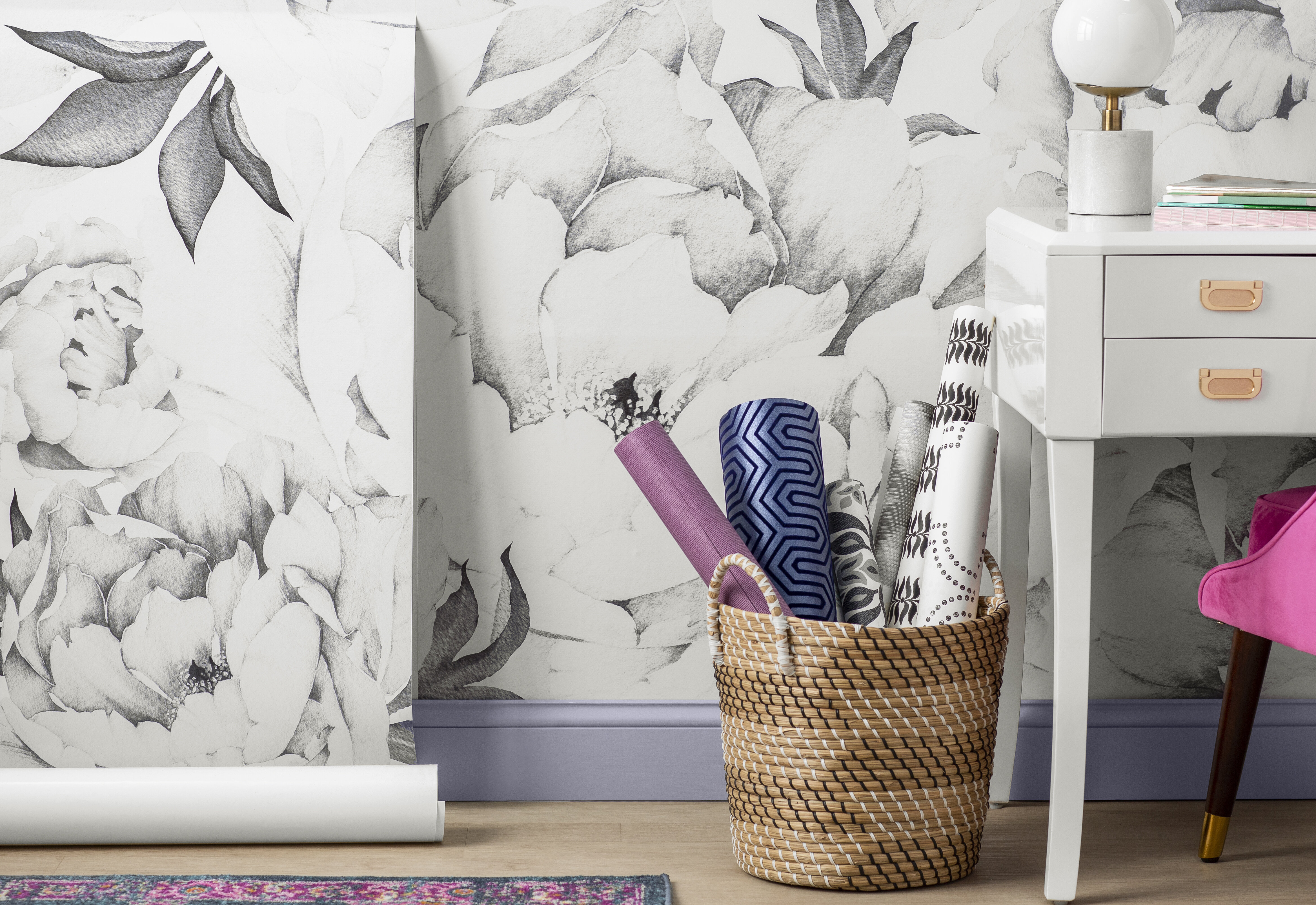 Wallpapering 101 Wallpaper Installation Wayfair