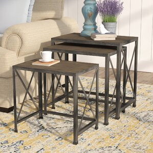 Good Doreen 3 Piece Nesting Tables
