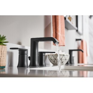 genta two handle 4 widespread bathroom faucet