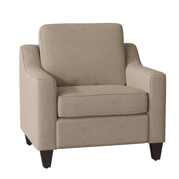 Jesper Armchair by Wayfair Custom Upholstery Wayfair Custom Upholstery™