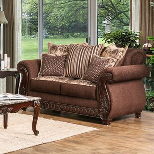 Dolson Traditional Loveseat by Astoria Grand