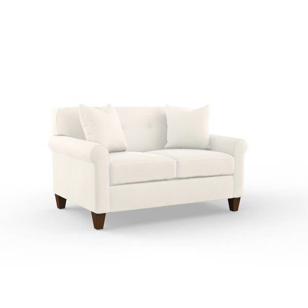 Brian Loveseat by Wayfair Custom Upholstery™