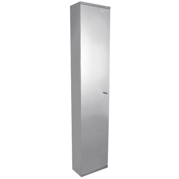 10 W x 48 H Wall Mounted Cabinet by UCore