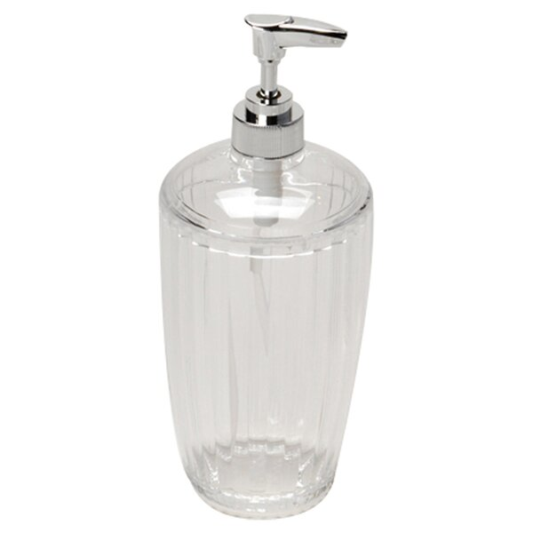 Beasley Ribbed Lotion Dispenser by Andover Mills