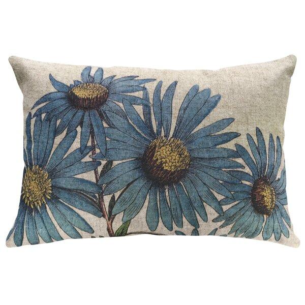Fleischer Linen Throw Pillow by August Grove