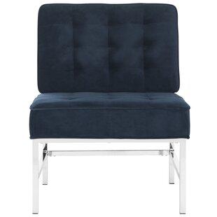 Reviews Iseminger Slipper Chair by Brayden Studio