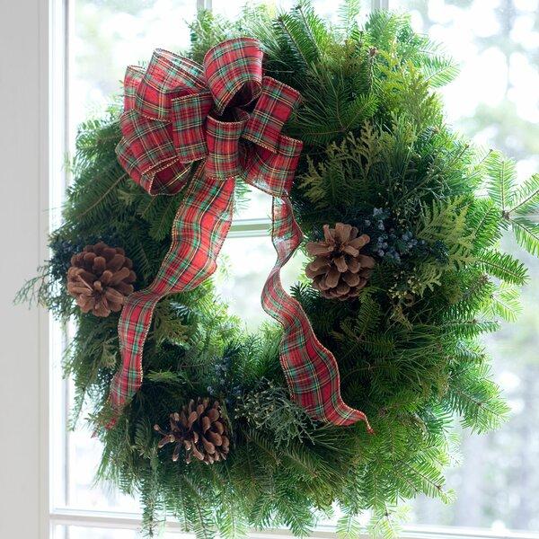 22 Christmas Wreath by Harbor Farm