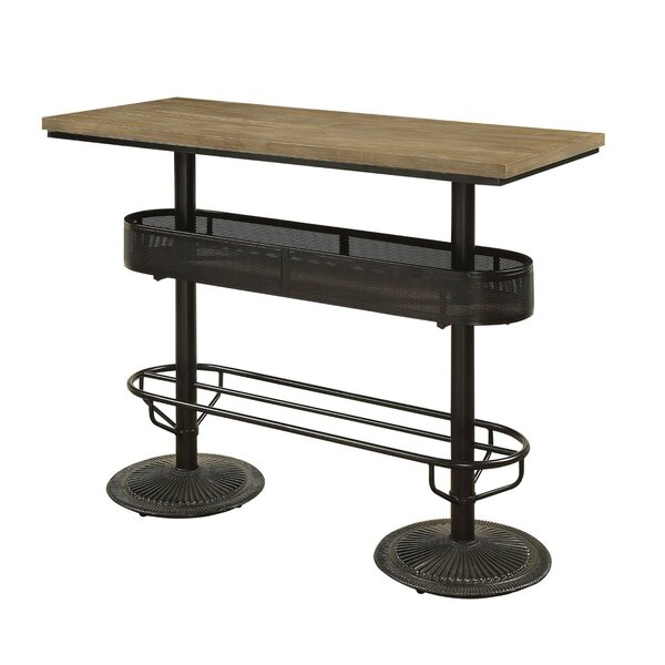 Julianna Pub Table by 17 Stories