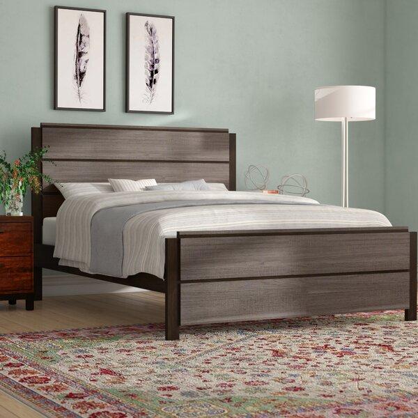 Kelson Wood Standard Bed by Brayden Studio
