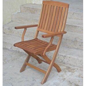 joaquin folding patio chair set of 2 - Folding Patio Chairs