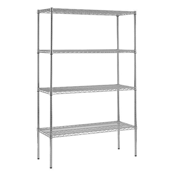 Heavy Duty Shelf Wire Shelving Unit by Sandusky Cabinets