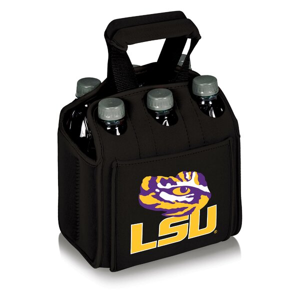 NCAA Six Pack Heavy Duty Cooler by Picnic Time