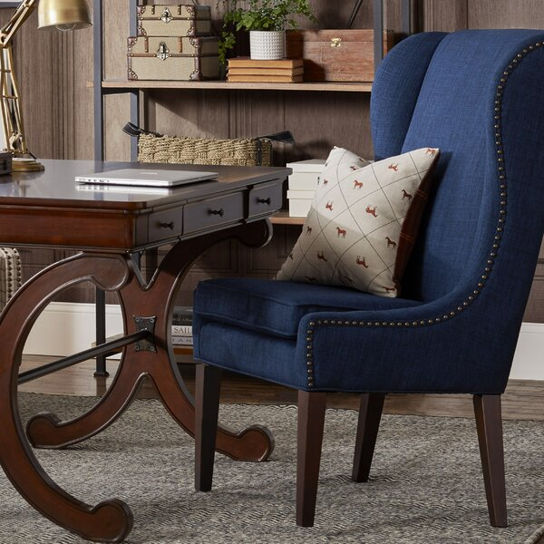Andover Wingback Chair by Three Posts