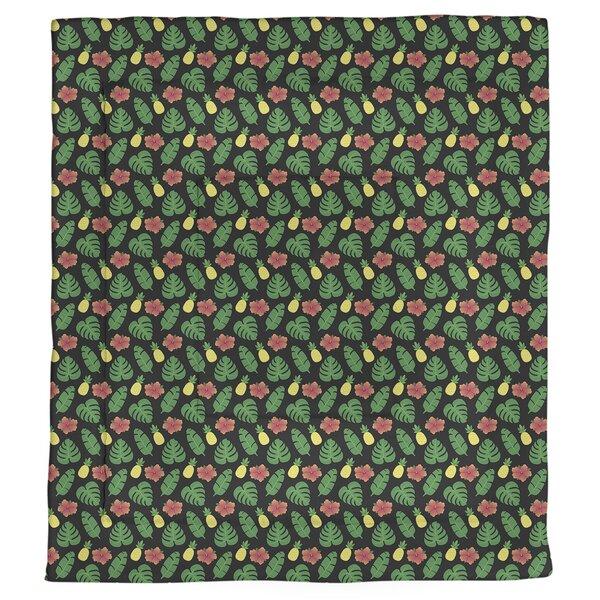 Avicia Tropical Single Reversible Comforter