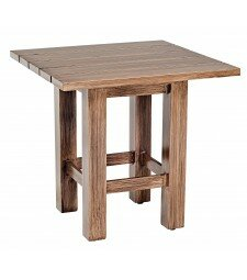 Woodlands Side Table by Woodard