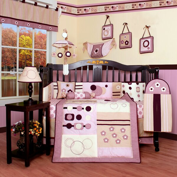Baier 13 Piece Crib Bedding Set by Harriet Bee