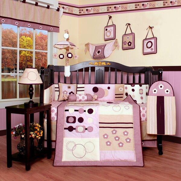 Baier 13 Piece Crib Bedding Set by Harriet Bee