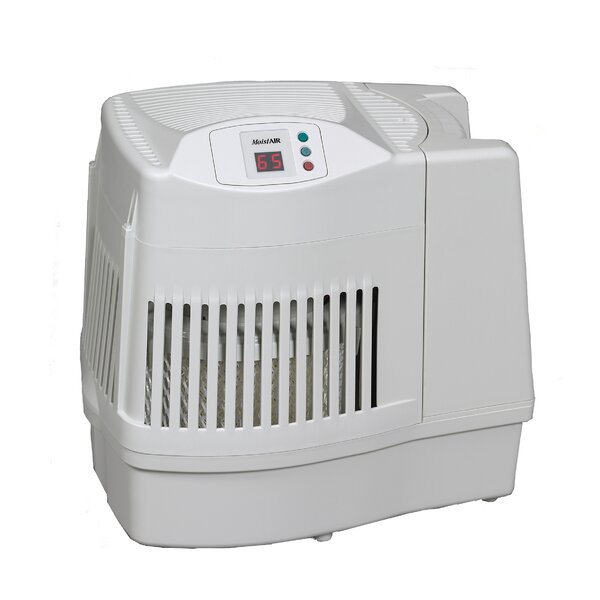 2.5 Gal. Evaporative Console Humidifier by AIRCARE