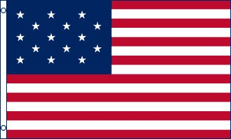 15 Star Spangled Banner Traditional Flag by Flags Importer