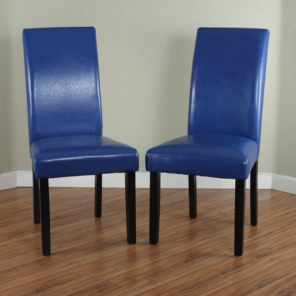 Best Choices DeMastro Parsons Chair (Set Of 2) By Andover Mills Design