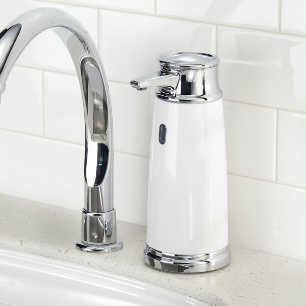 Gurganus Hands Free Soap Dispenser by Ebern Designs