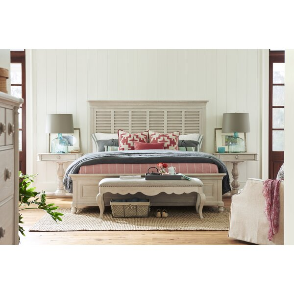 Pennock Panel Configurable Bedroom Set by One Allium Way