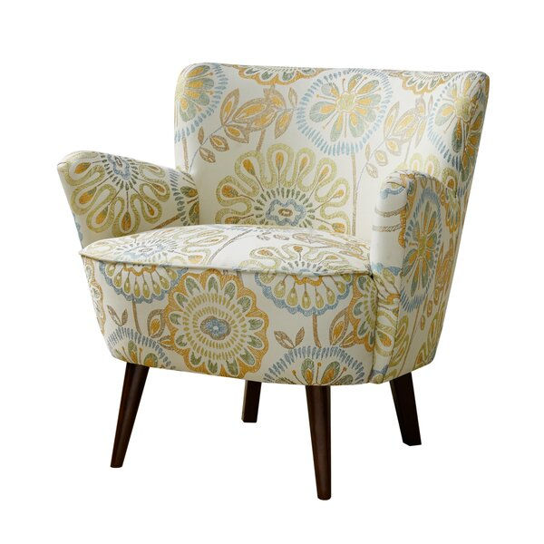 Karlovy Armchair by Bungalow Rose