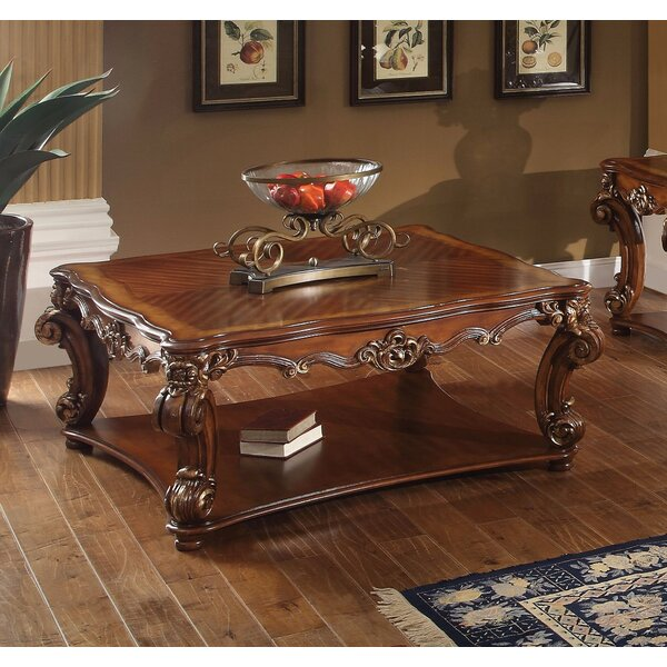 Pigg Coffee Table By Astoria Grand