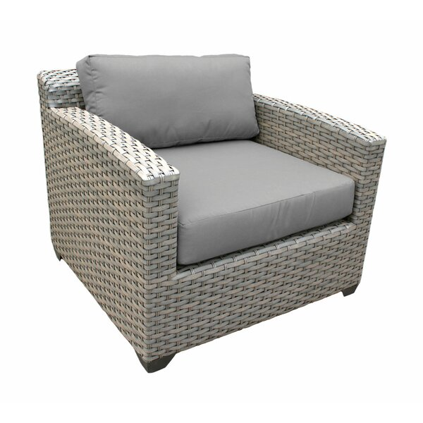 Romford Patio Chair with Cushions by Sol 72 Outdoor Sol 72 Outdoor