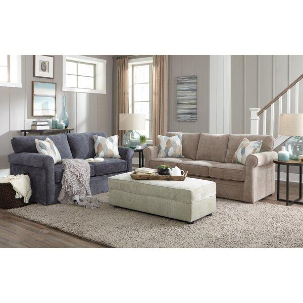 Bentzen Sofa Bed by August Grove